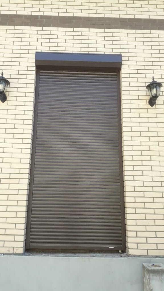 Роллет на дверь