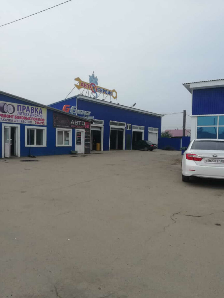 Промышленные автоматические ворота в Иркутске