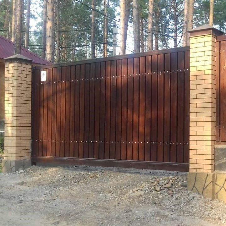 ворота иркутск